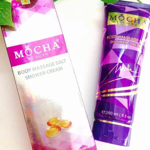 Sữa Tắm Muối Đá Mocha Beauty (250ml)